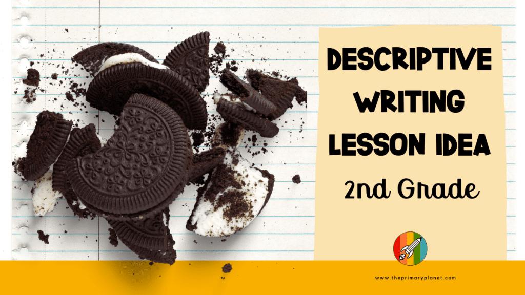 descriptive writing lesson idea
