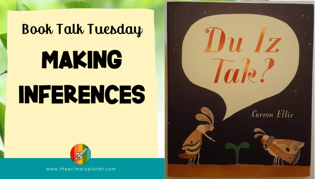 Mentor Text for Making Inferences