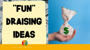 Fundraising Ideas that do not involve selling things.