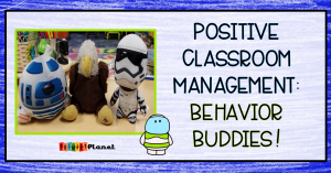 Positive Classroom Management Idea