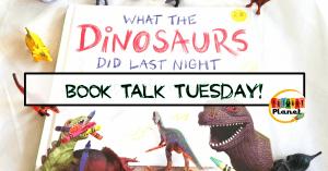Dinosaur Read aloud