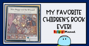 My favorite children's book ever!