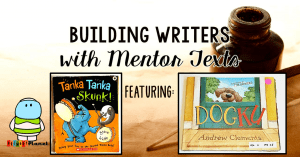 Mentor Text for Syllables and Haiku