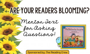 Asking questions read aloud