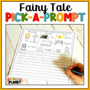 picture writing prompts fairy tale